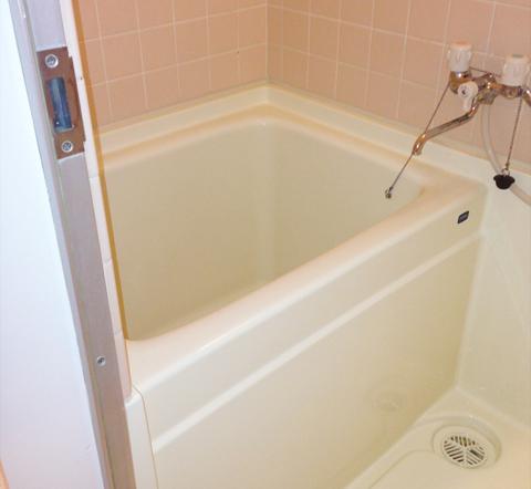 浴槽の塗り替えで新品同様ピカピカに